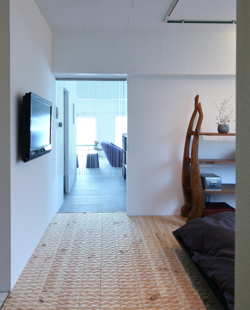 壁式構造のマンションリノベーション