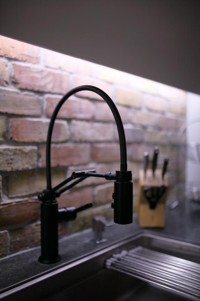 4600のキッチンの水栓