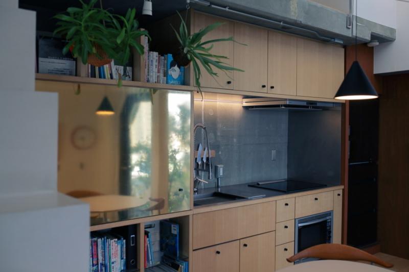 大阪のキッチンリノベーション