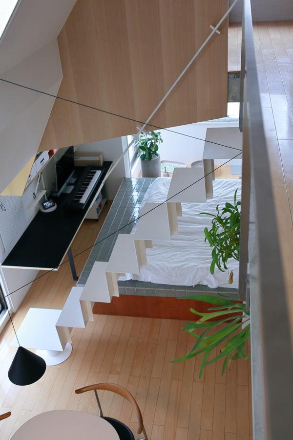 メゾネット2階からの画像
