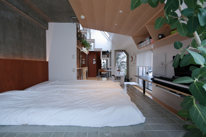 建築化照明の空間デザイン