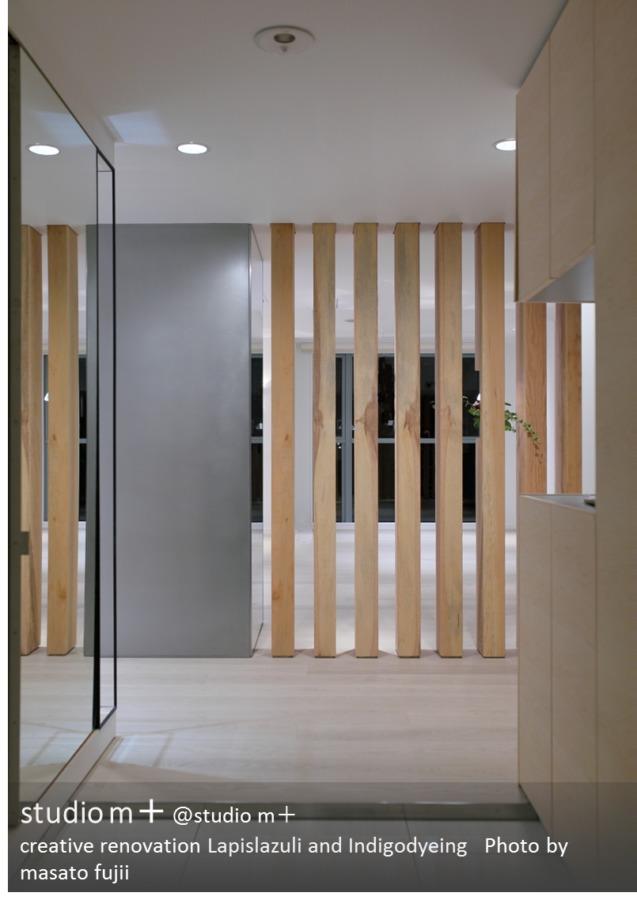 神戸のマンションリノベーション玄関